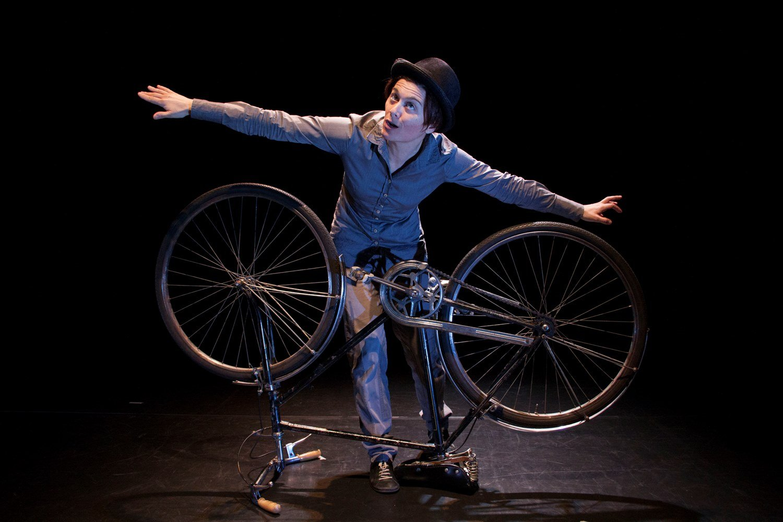 Biciclette con le ali